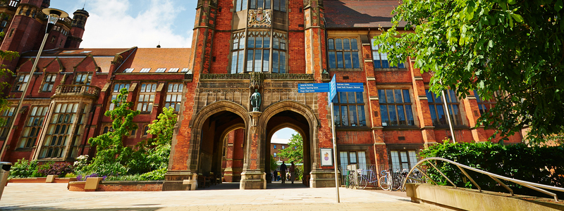 Newcastle University Building