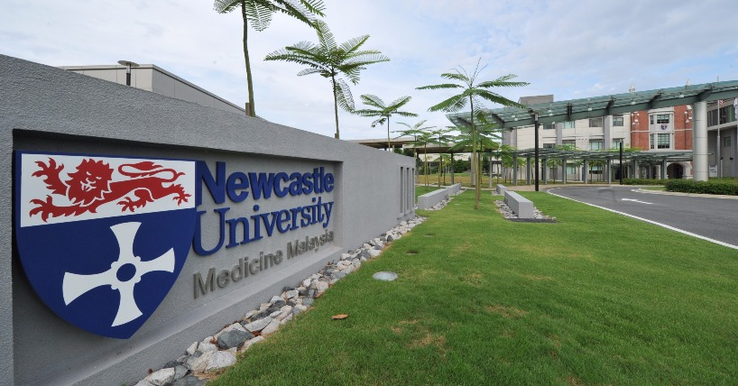 The campus of Newcastle University Medicine Malaysia (NUMed).
