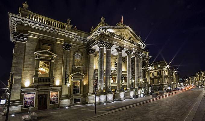 The spectacular Theatre Royal puts on a diverse array of outstanding entertainment, including national tours of top plays and musicals.