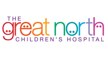 The Great North Children's Hospital logo.