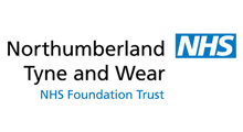 Northumberland Tyne and Wear NHS Trust logo.