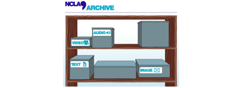 NCLA Audio-Visual Archive project.