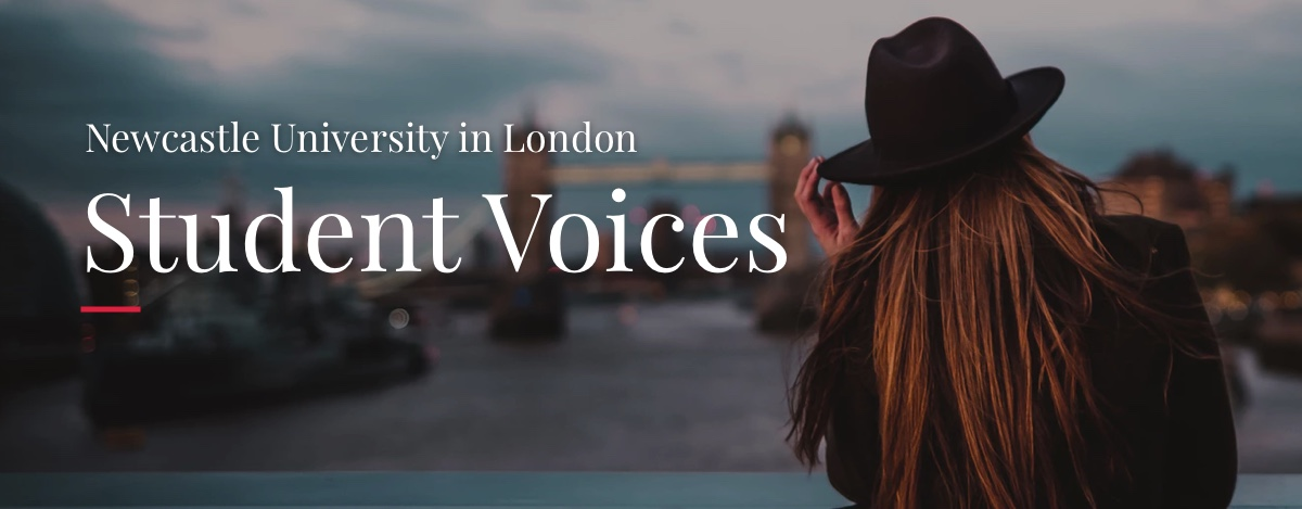 SLIDER: London Student Voice Promo