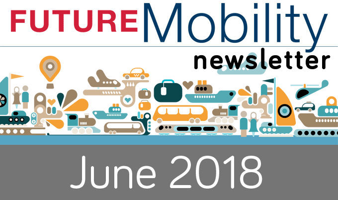 Future Mobility Newsletter June 2018