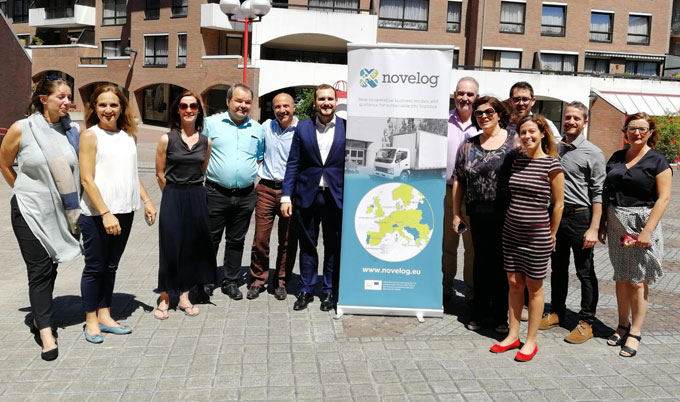 Novelog Project Review: final formal meeting of the consortium