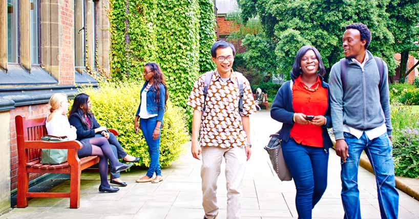 'Newcastle University is the place to be' - our international students