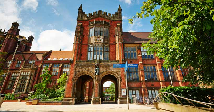 Newcastle University  16th in UK for global research power