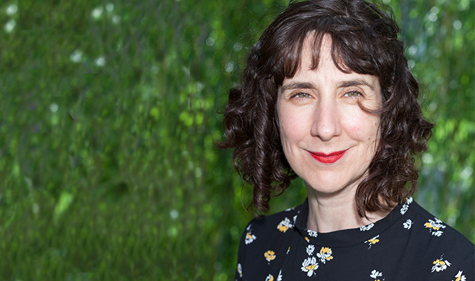 a photograph of Sinead Morrissey