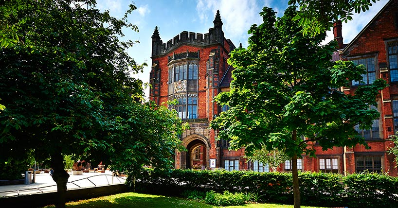 Newcastle University excels in a leading guide of global universities image