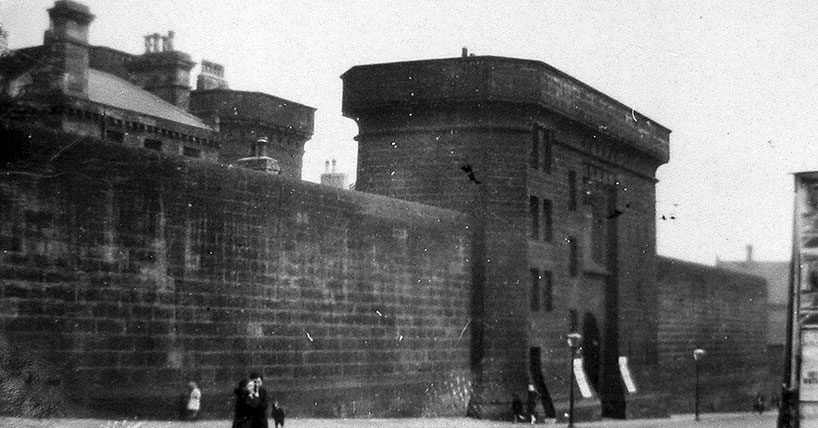 Research reveals the ghosts of Newcastle gaol