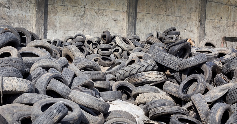 Project to reveal fate of tyre particles in the ocean
