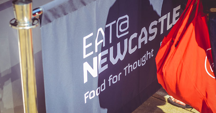 eat@Newcastle: Food for thought