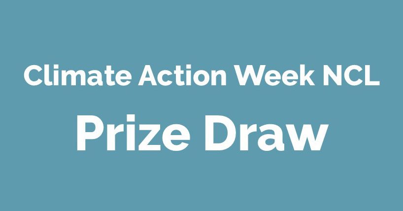 Climate Action Week NCL Prize Draw