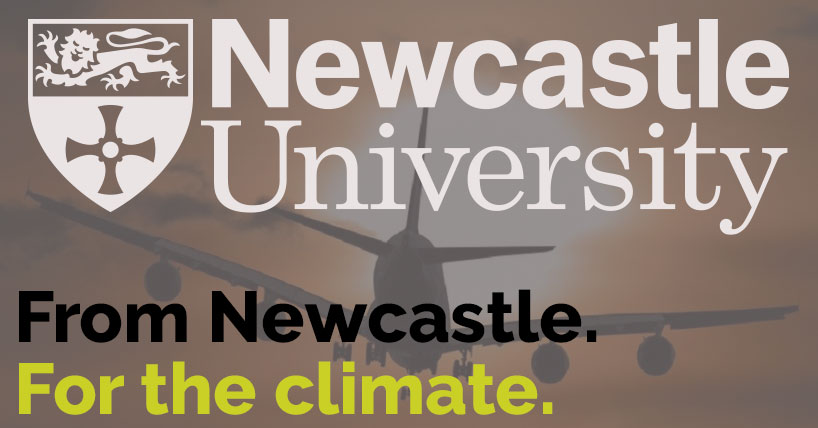 From Newcastle. For the climate.
