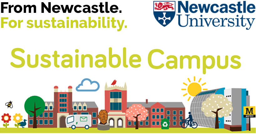 From Newcastle. For sustainability.