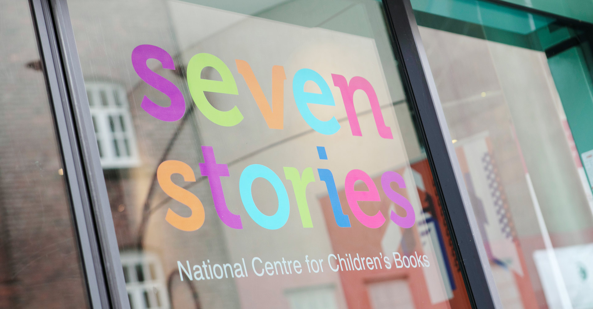 Photo of the Seven Stories National Centre for Children's Books building