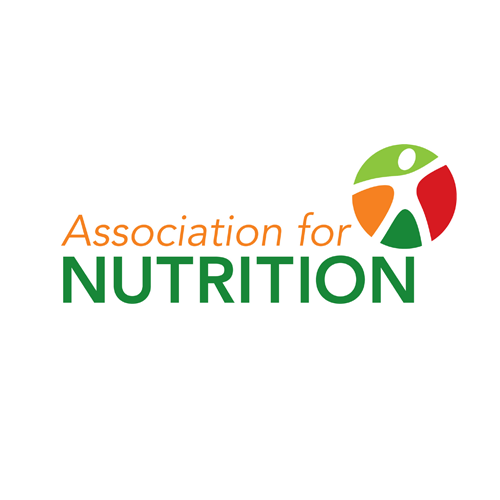 Logo for the Association of Nutrition.